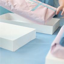 SMARTtainer - Die smarttainer Verpackung: Für den Prozess: einfach